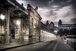 Paris by night. Photographe : Serge Ramelli